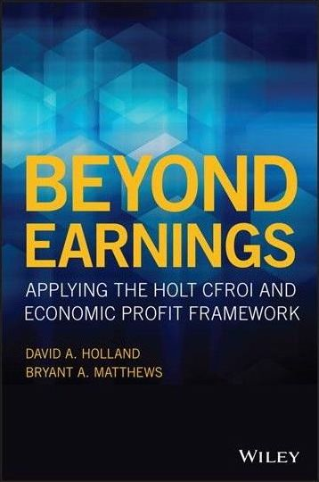Beyond Earnings Book Cover